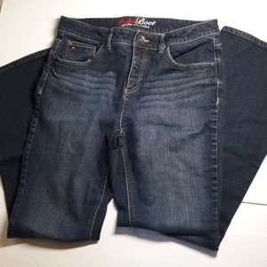 Tommy Hilfiger Jeans Hope Boot Size 10S